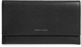 Rebecca Minkoff Leather Wallet Clutch