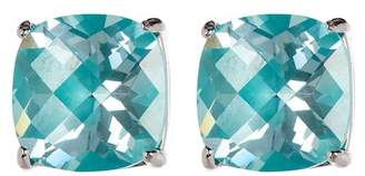 Vince Camuto Enamel Coated CZ Earrings