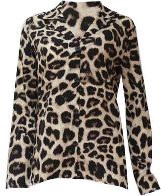 Goodnight Macaroon 'Manta' Leopard Print Shirt (4 Colors)