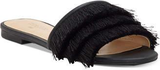 INC International Concepts Trina Turk x I.n.c. Maira Slide Sandals, Created for Macy's Women's Shoes