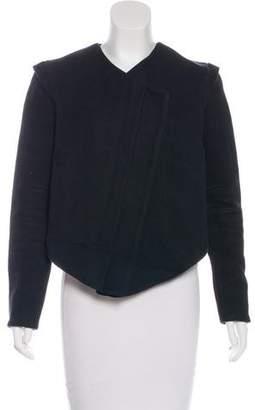 VPL Oversize Asymmetrical Jacket