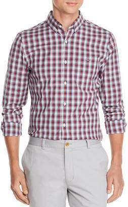 Vineyard Vines Dunes Road Plaid Classic Fit Button-Down Shirt