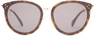Celine Cat Eye round-frame sunglasses
