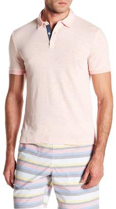 Original Penguin Short Sleeve Slub Polo