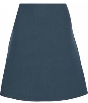 Dagmar House Of Anette Flared Stretch-Knit Skirt
