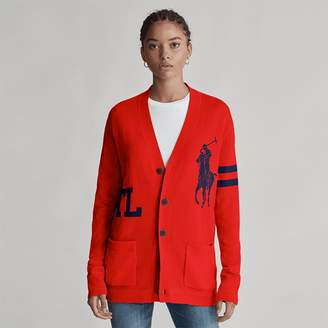Ralph Lauren Custom Wool Cardigan Sweater