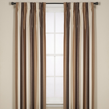 Lafayette Back Tab Window Curtain Panels