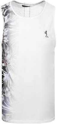 Hawaian Vest T Shirt White