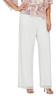 Alex Evenings Women's Dress Pants (Petite Regular)