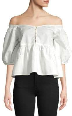 Free People Veronica Sweetheart Top