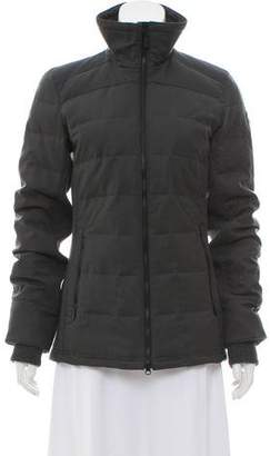 Canada Goose Sable Down Coat w/ Tags