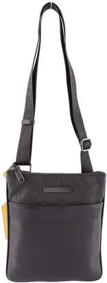Trussardi Faux Leather Bocconi Shoulder Bag