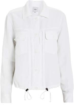 Rails Morrison Linen Blend Jacket