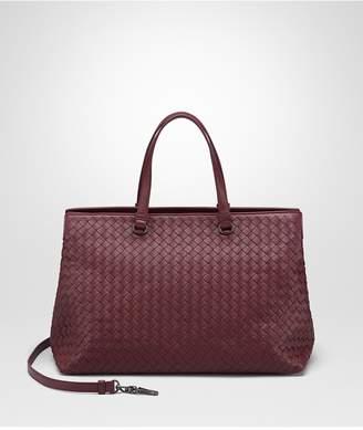 Bottega Veneta Barolo Intrecciato Nappa Large Top Handle Bag