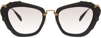 Miu Miu MU04Q cat eye sunglasses