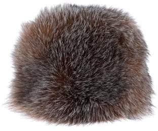 Fur Woven Fur Hat