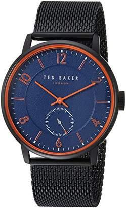 Ted Baker Men's 'Owen' Quartz Stainless Steel Casual Watch