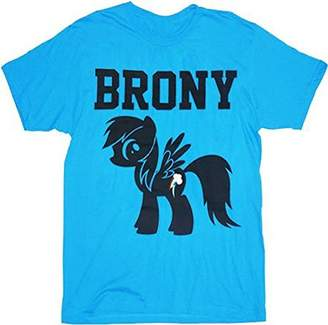 My Little Pony Brony Mens T-Shirt (Adult)