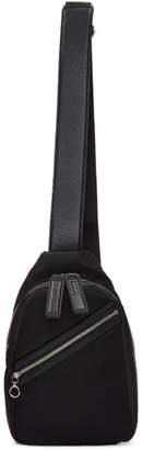 Kara SSENSE Exclusive Black Sling Backpack