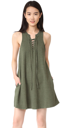 Z Supply All Tied Up Dress $48 thestylecure.com