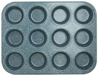 Sainsbury's Home 12 Cup Stone Effect Muffin Tray