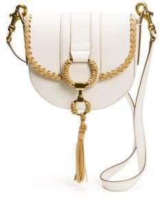 Frye Small Ilana Wrapped Leather Saddle Bag