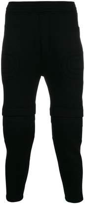Neil Barrett biker track pants