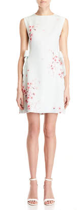 Ted Baker Floral Bow A-Line Dress