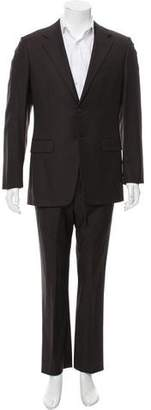 Prada Virgin Wool Two-Button Suit