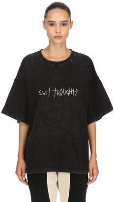 Evil Thoughts Heavy Vintage T-Shirt