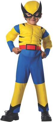 Rubie's Costume Co Rubie's Costume Baby Boy's Marvel Classic Costume Lil Wolverine