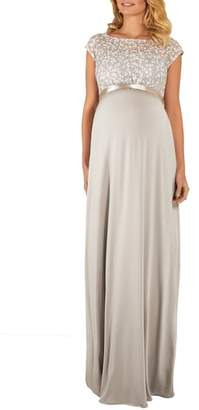 Tiffany & Co. Rose Mia Maternity Gown