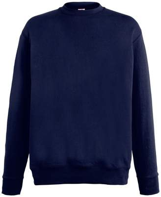 Fruit of the Loom Mens Lightweight Set-In Sweatshirt (XL)