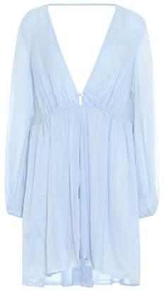 DAY Birger et Mikkelsen Kalita Aphrodite Cloud cotton dress