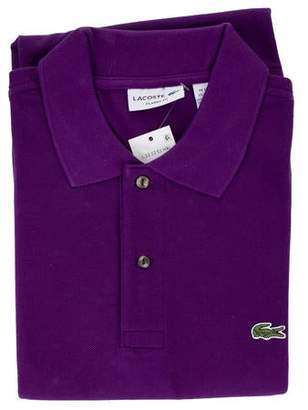 Lacoste Knit Polo Shirt w/ Tags