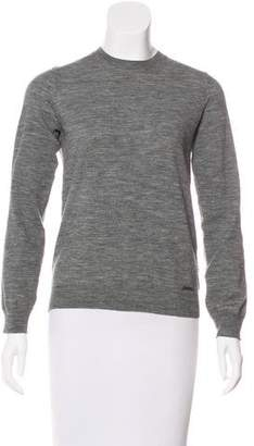 DSQUARED2 Long Sleeve Knit Top