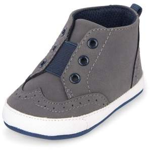 Children's Place The Baby Boys' Mid Rise Casual Sneaker
