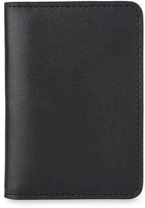 Whistles Leather Double Fold Cardholder