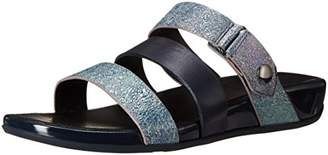 FitFlop Women's Gladdie Slide Gladiator Sandal