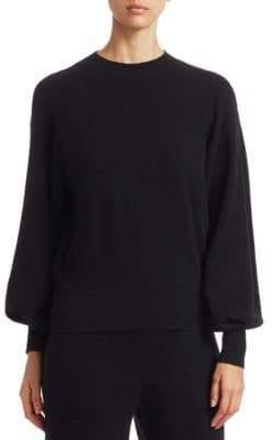 Saks Fifth Avenue Cashmere Blouson Pullover