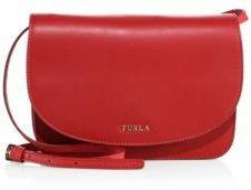 Furla Cruise Aurora Leather Crossbody Pouch $268 thestylecure.com