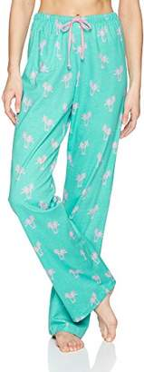 Hatley Little Blue House by Women's Classic Jersey Pajama Pants