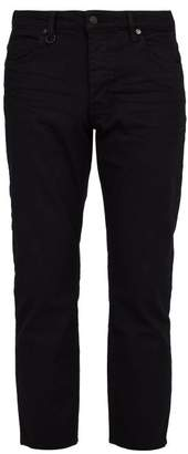 Neuw - Lou Slim Leg Cropped Jeans - Mens - Black