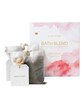 story. NEW Short Bath Blend Rose Garden