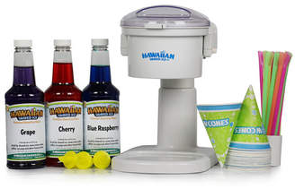 HawaiianShavedIced Snow Cone Machine and Party Package