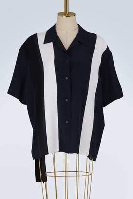 Stella McCartney Reid silk shirt