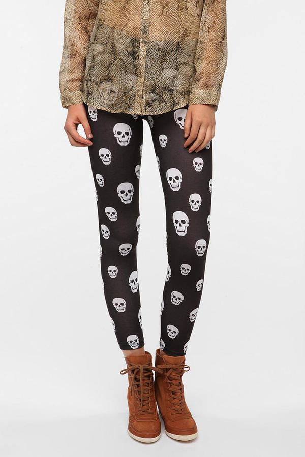 BDG Skull High-Rise Legging