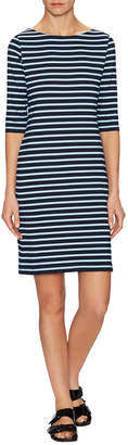 DAY Birger et Mikkelsen St. James's Club Resort and Villas Saint James Propriano Striped Shift Dress