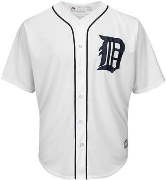 Majestic Big & Tall Detroit Tigers Cool Base Replica Jersey