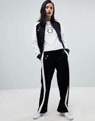 Fred Perry x Bella Freud Color Block Tracksuit Bottom